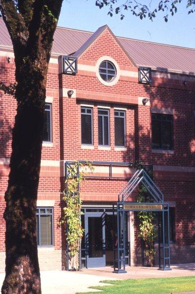 Bates Hall, 1992