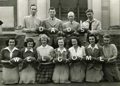 Dad's Day, 1942