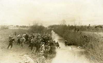 Annual Tug-of-War, ca. 1914