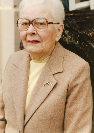 Eva Blackwell Oral History Interview (2 of 2)