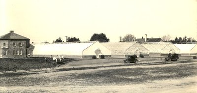 Campus Greenhouses, 1927