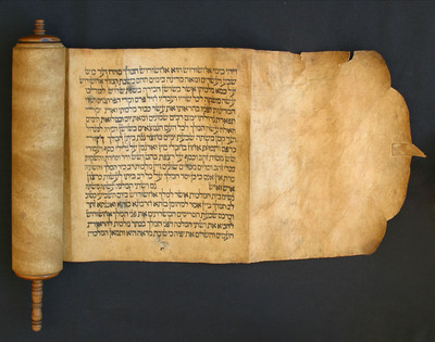 The Scroll of Esther.