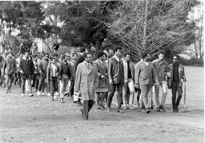 Black Student Union Walkout, 1969