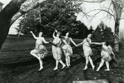 Dance Pageant, 1923