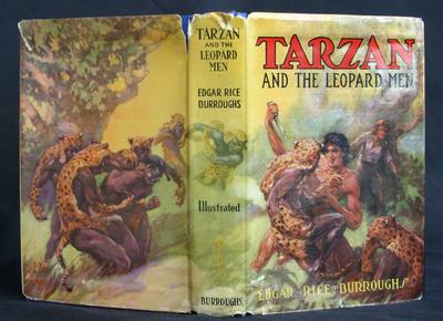 Tarzan and the Leopard Men.