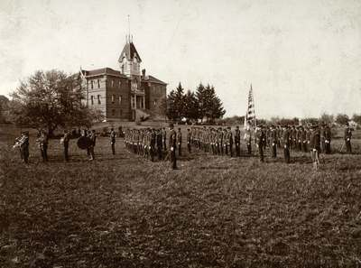OAC Cadet Battalion, 1895