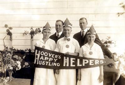 Hoover's Happy Hustling Helpers