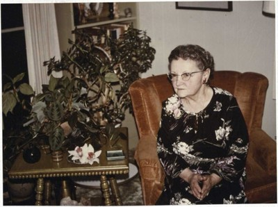 Mabel Pernot Oral History Interview