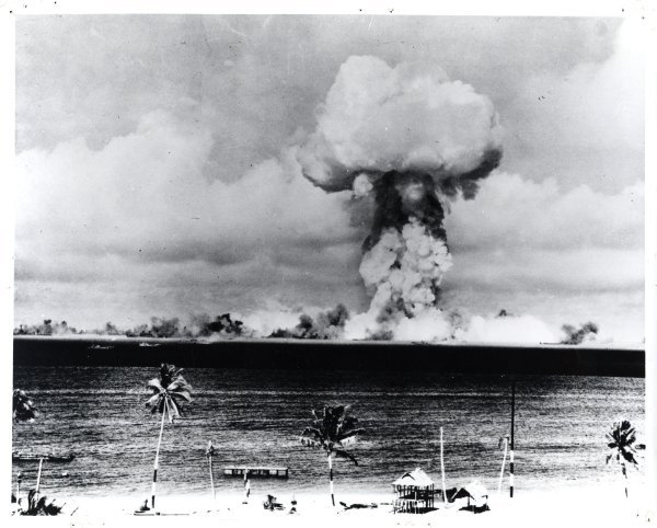 Pacific Explosion