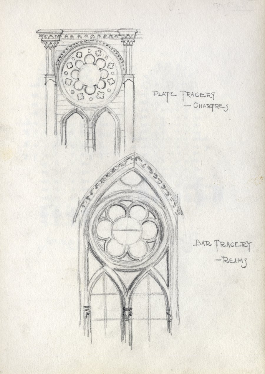 architecture gothic papers research