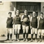 Moro High School Basketball Players