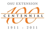 Extension Centennial logo