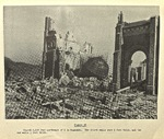 Ruins of a church in Nagasaki