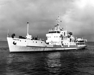 Research Vessel Yaquina, 1970s.