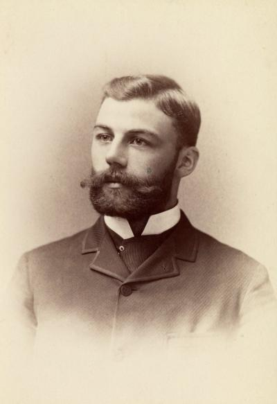 Wallis Nash, 1892.