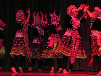 OSU Hmong Night, 2004.
