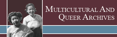 Oregon Multicultural Archives and OSU Queer Archives
