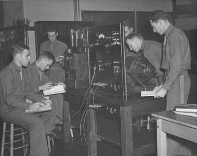 Army Specialized Training Program (ASTP) Students, 1943