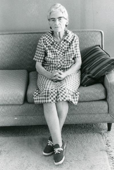 Minerva Kiger Reynolds Oral History Interview (2 of 2)