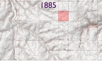 Searcy Ranch Boundaries Through Time