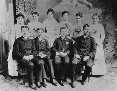 OAC Class of 1888