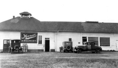Monmouth Co-operative Creamery, 1930