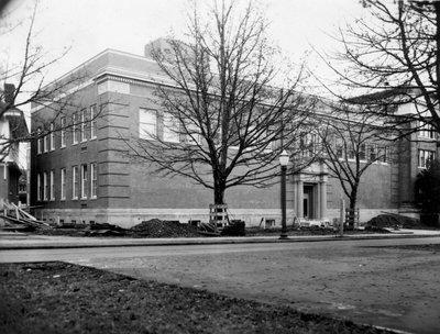 Dearborn Hall, 1948