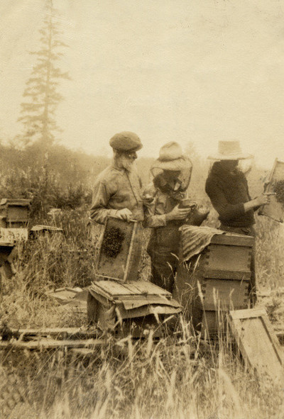 Knappa Bee Club, 1923