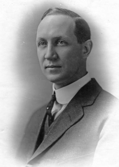 Ralph Dorn Hetzel portrait