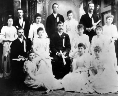 OAC Graduating Class of 1892