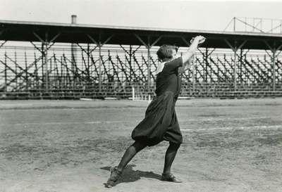 Women's Track, ca. 1925