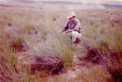 Dillard Gates, Extension Range Specialist, 1965