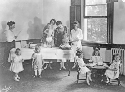 Child nutrition clinic