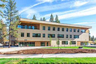 Tykeson Hall at OSU-Cascades
