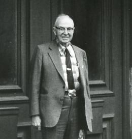 Stanley Bishoprick Oral History Interview