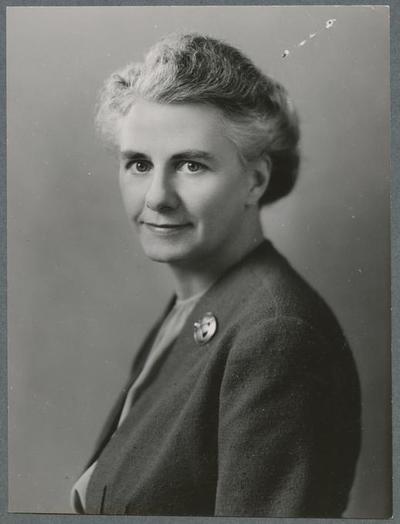 Margaret Finke Oral History Interview