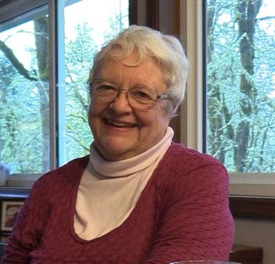 Nancy Davis Oral History Interview