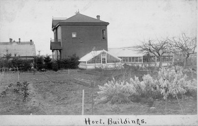 Horticulture Building, 1895