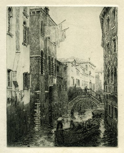 Etchings created by Roger Hayward.