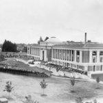 Memorial Union Commencement Dedication, 1929