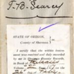Searcy 1898 Release of Mortgage