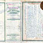 Searcy 1889 Mortgage Bond (back)