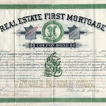 Searcy 1889 Mortgage Bond (front)