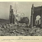 Ruins of a church in Nagasaki